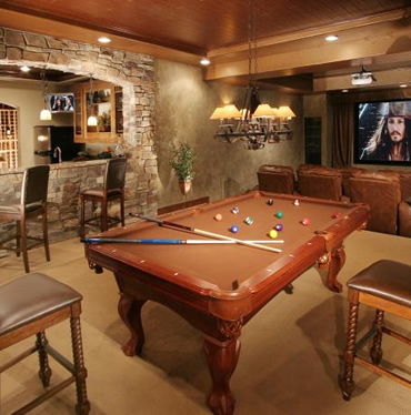 Modjadji Estate Games Room