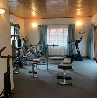 Modjadji Estate Gym